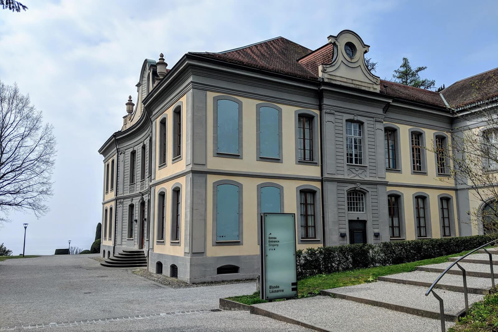 Musée de l'Elysée - Lausanne