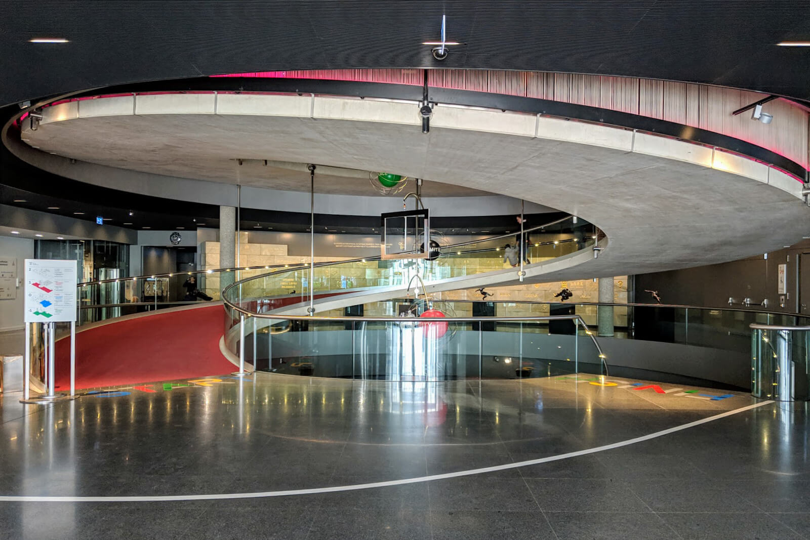 The Olympic Museum, Lausanne