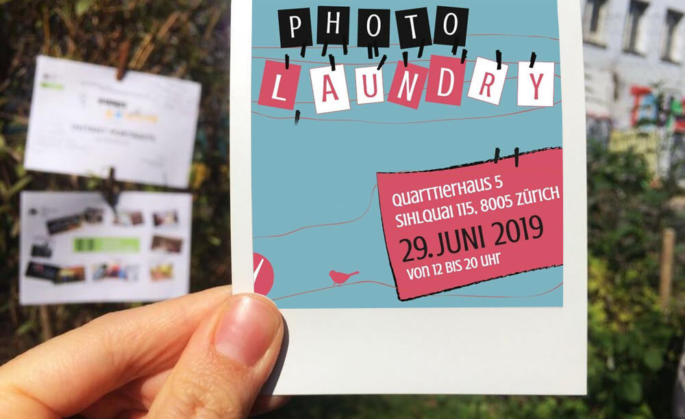 Photo Laundry 2019 Zürich