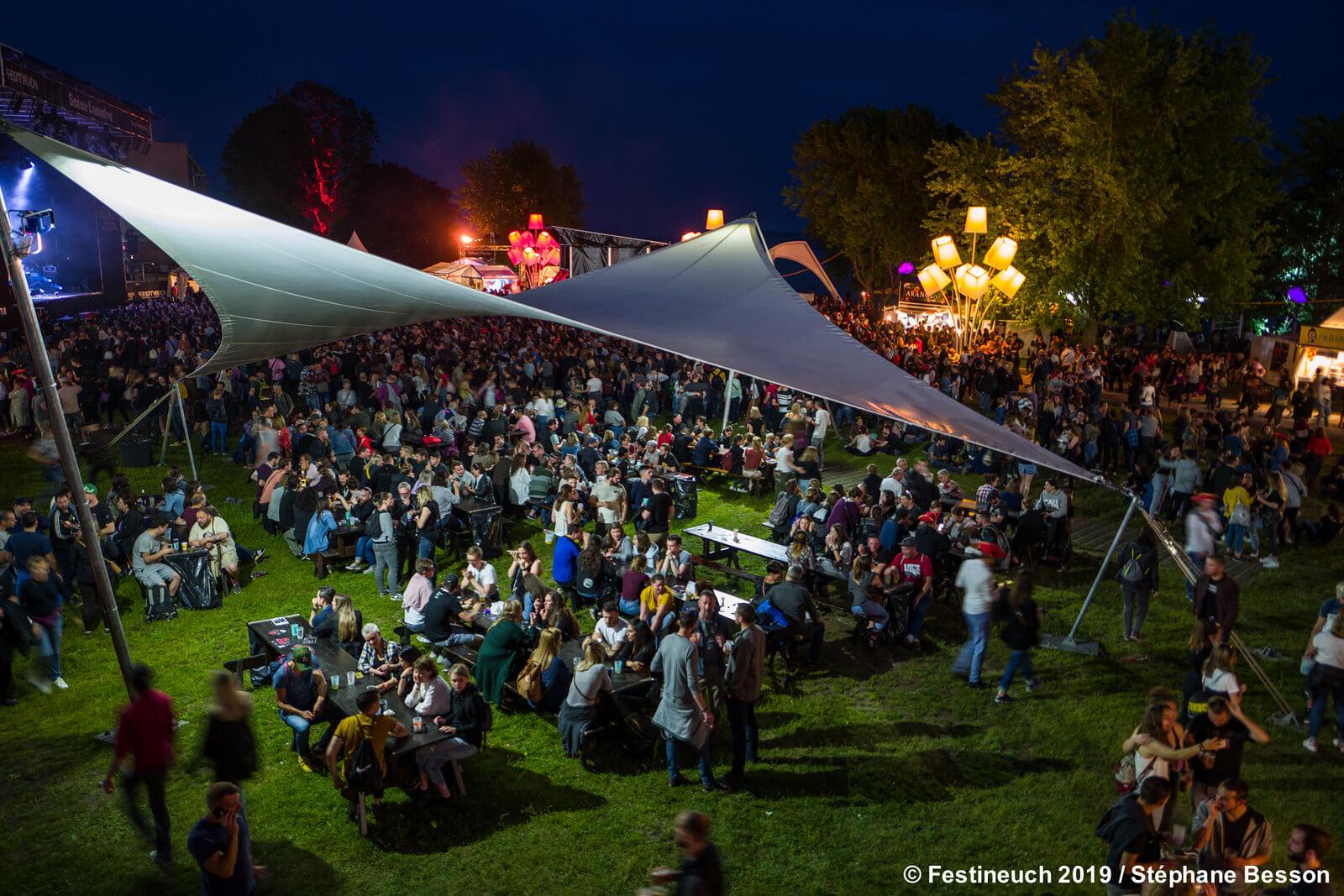Festi'Neuch 2019 - Ambiance Vendredi