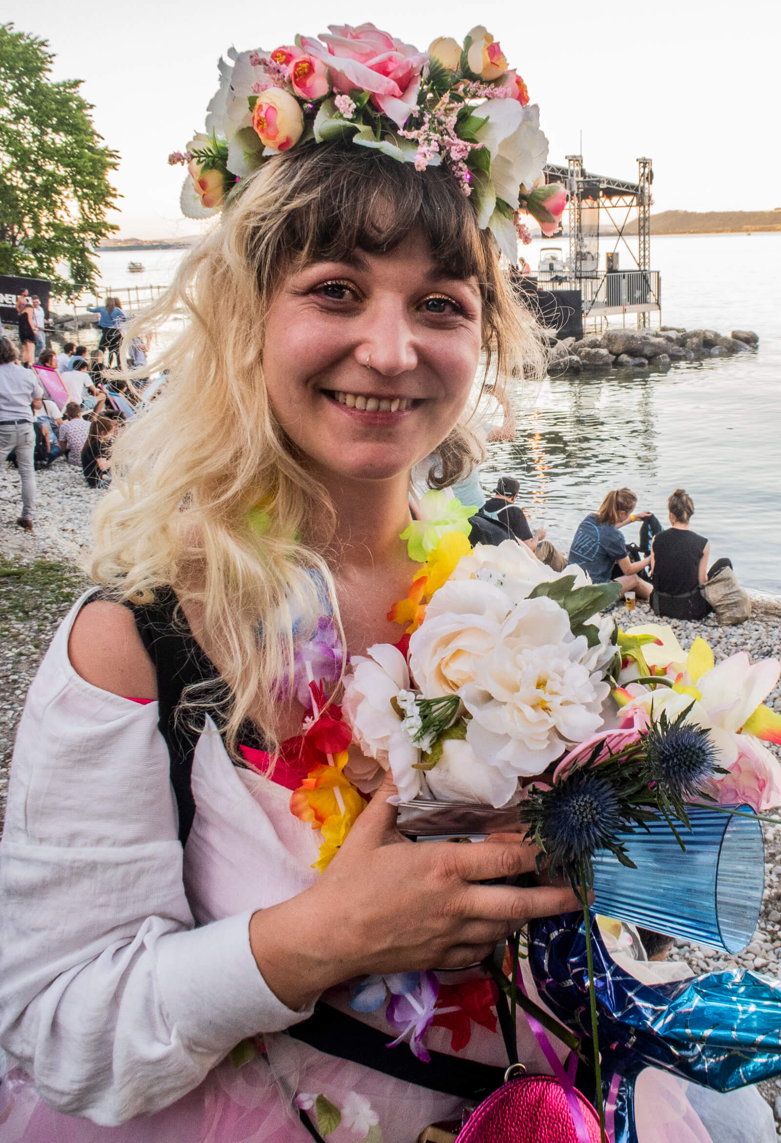 Festi'Neuch 2019 - Flower Girl
