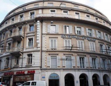 Lausanne Architecture