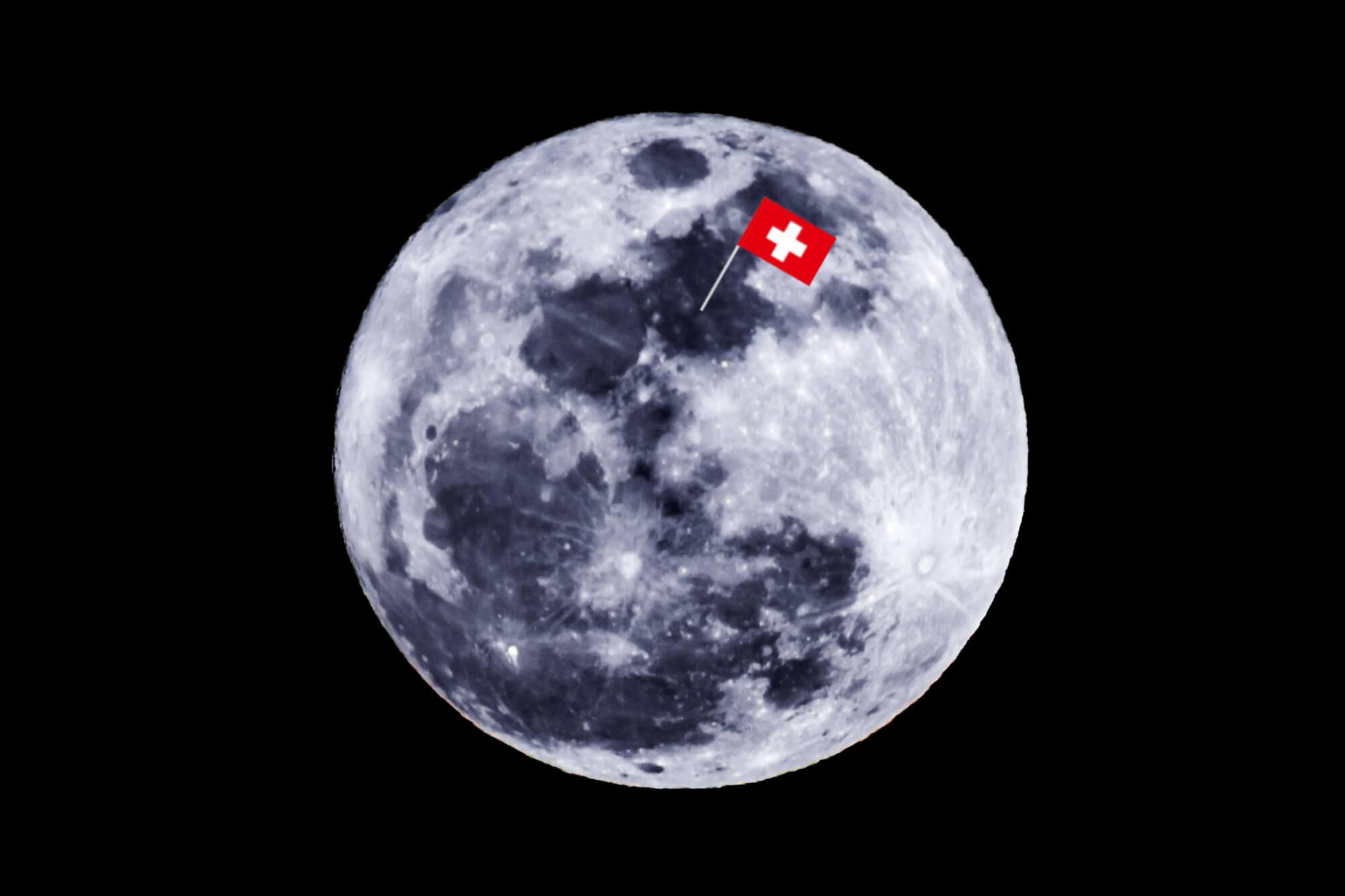 Switzerland Events for the Apollo 11 Anniversary