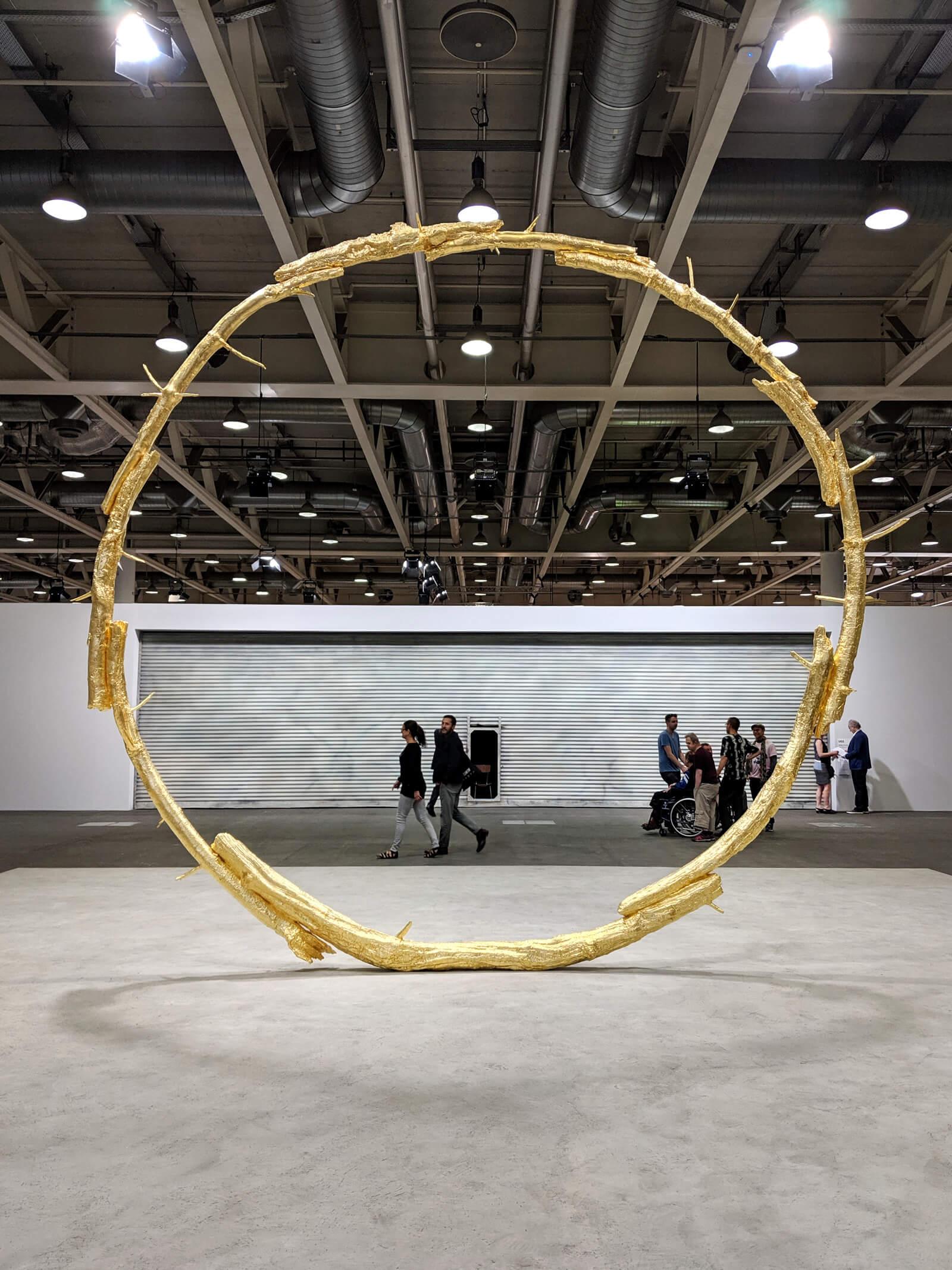 Art Basel 2019 - Ugo Rondinone - the sun