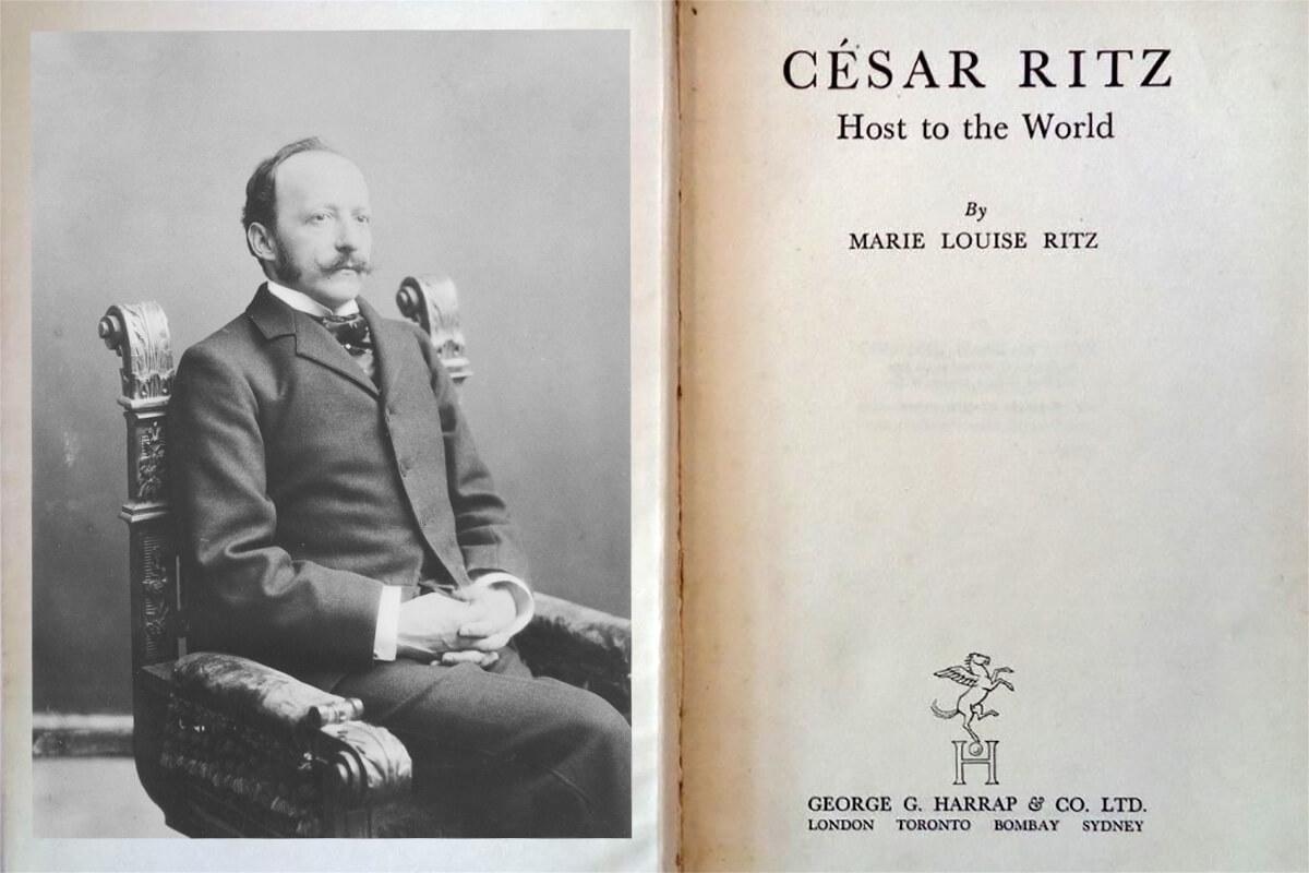 César Ritz - Swiss Hotelier