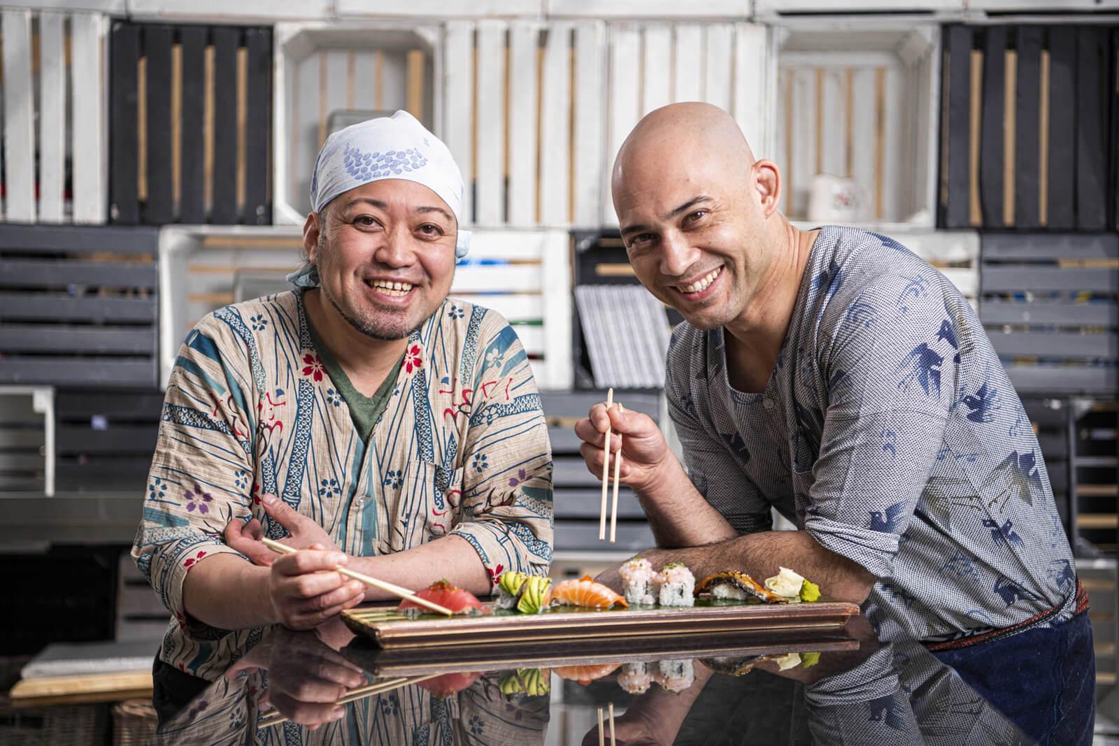 Hotel Paradies Ftan - Sushi Chefs