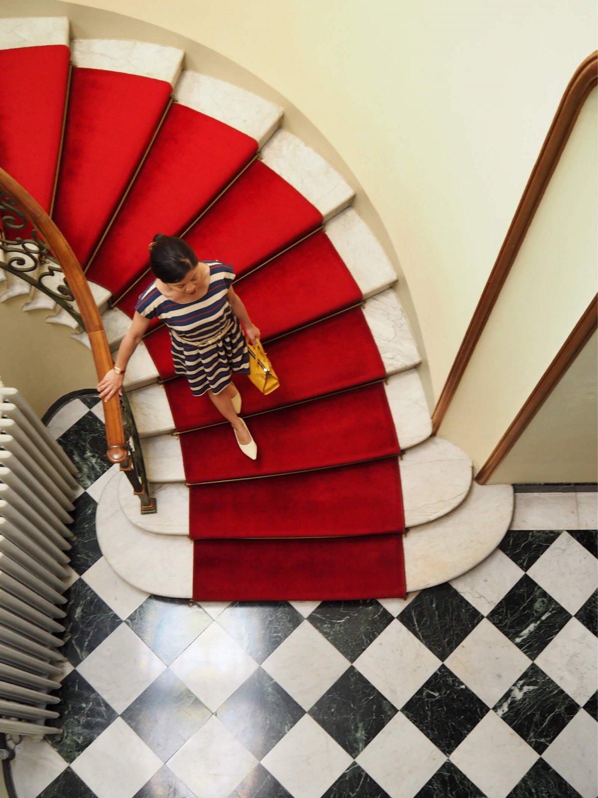 Hotel Splendide Royal in Lugano, Switzerland