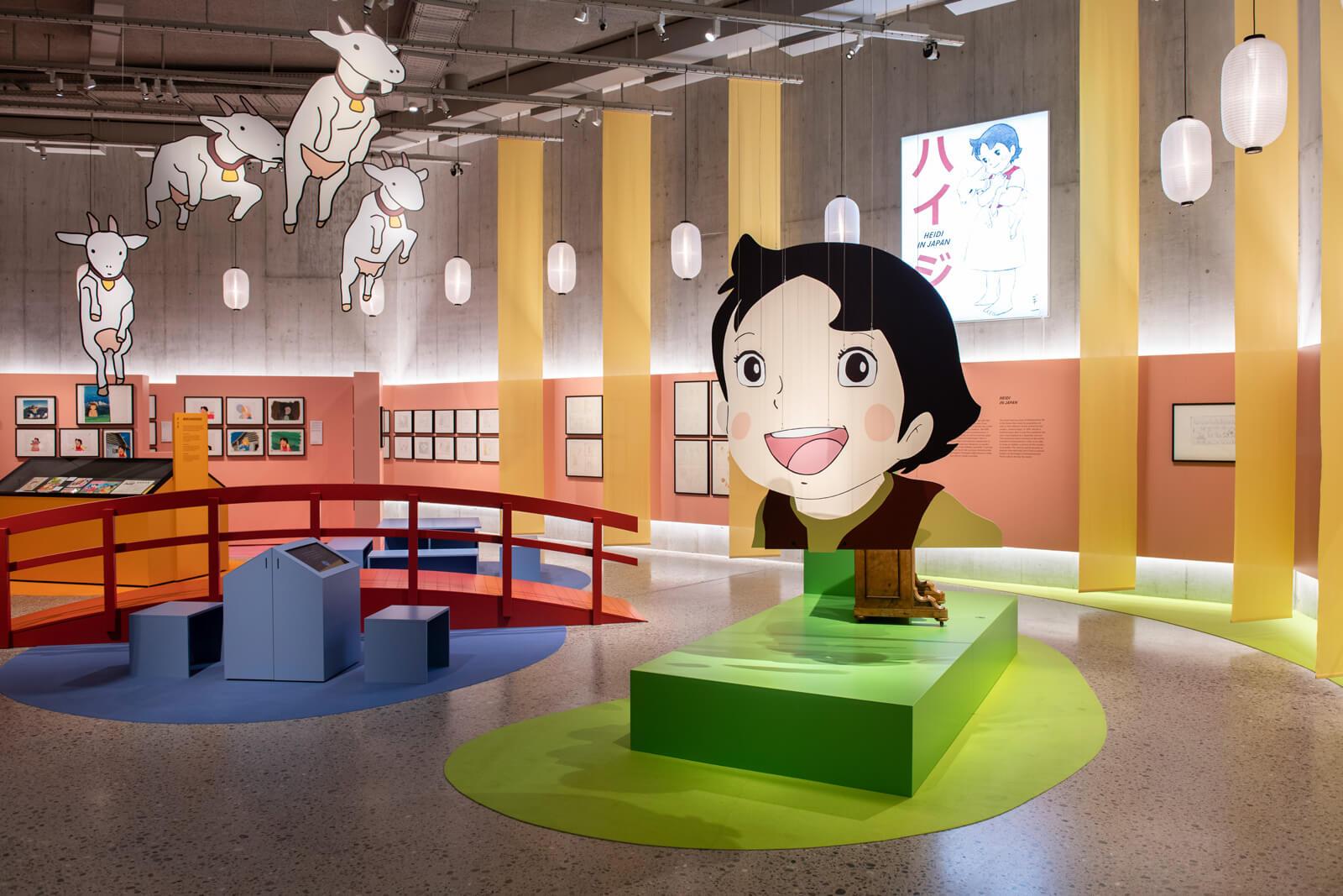 Swiss National Museum - Heidi in Japan