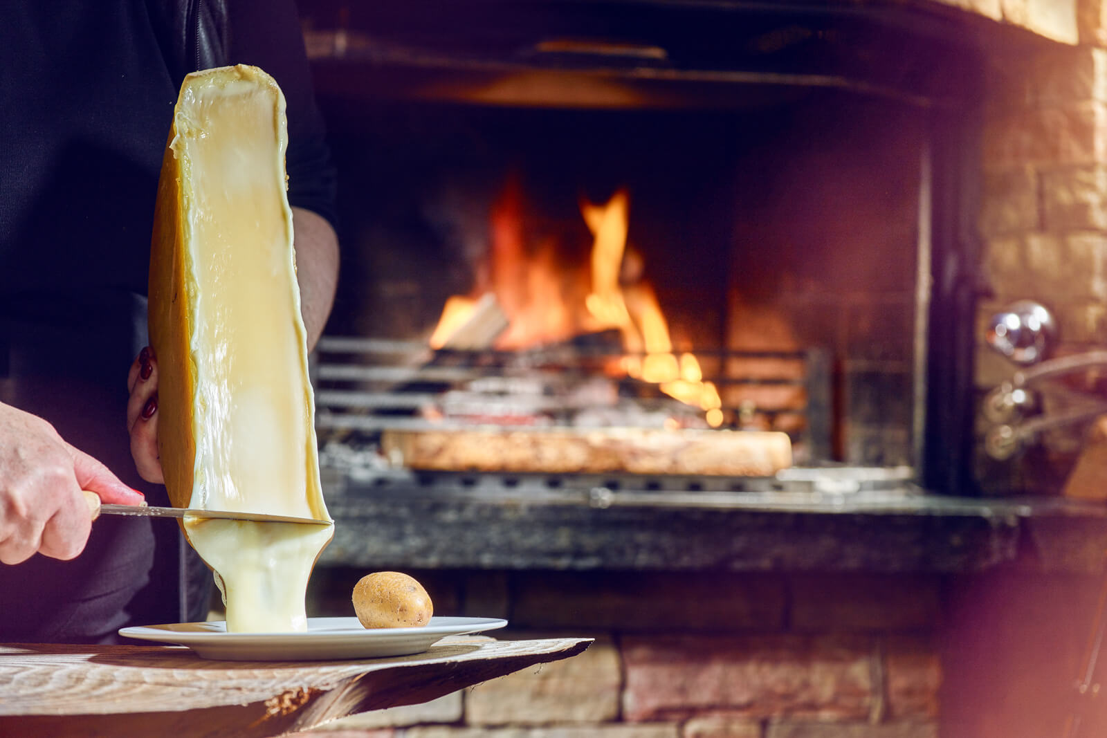 Valais Delicacy - Raclette