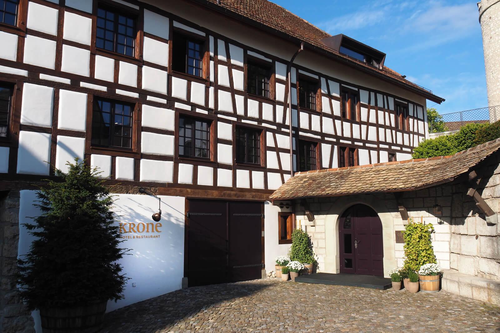 Hotel Krone Regensberg Relais & Châteaux