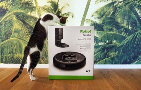 iRobot Roomba i7plus Robotic Vacuum Review