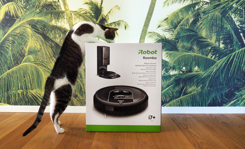 iRobot Roomba i7plus Robotic Vacuum Review