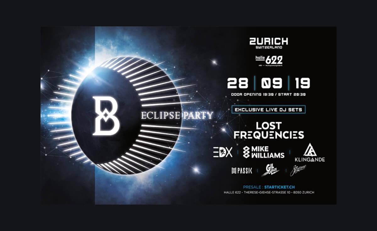 Eclipse Party 2019