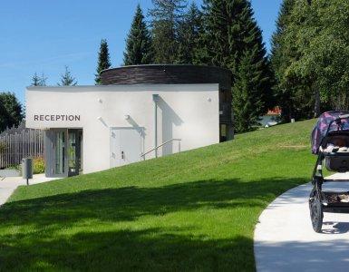 Reka Holiday Village in Montfaucon, Switzerland