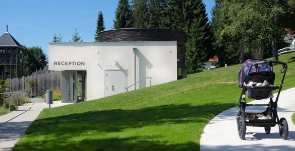 Reka Holiday Village in Montfaucon, Switzerland