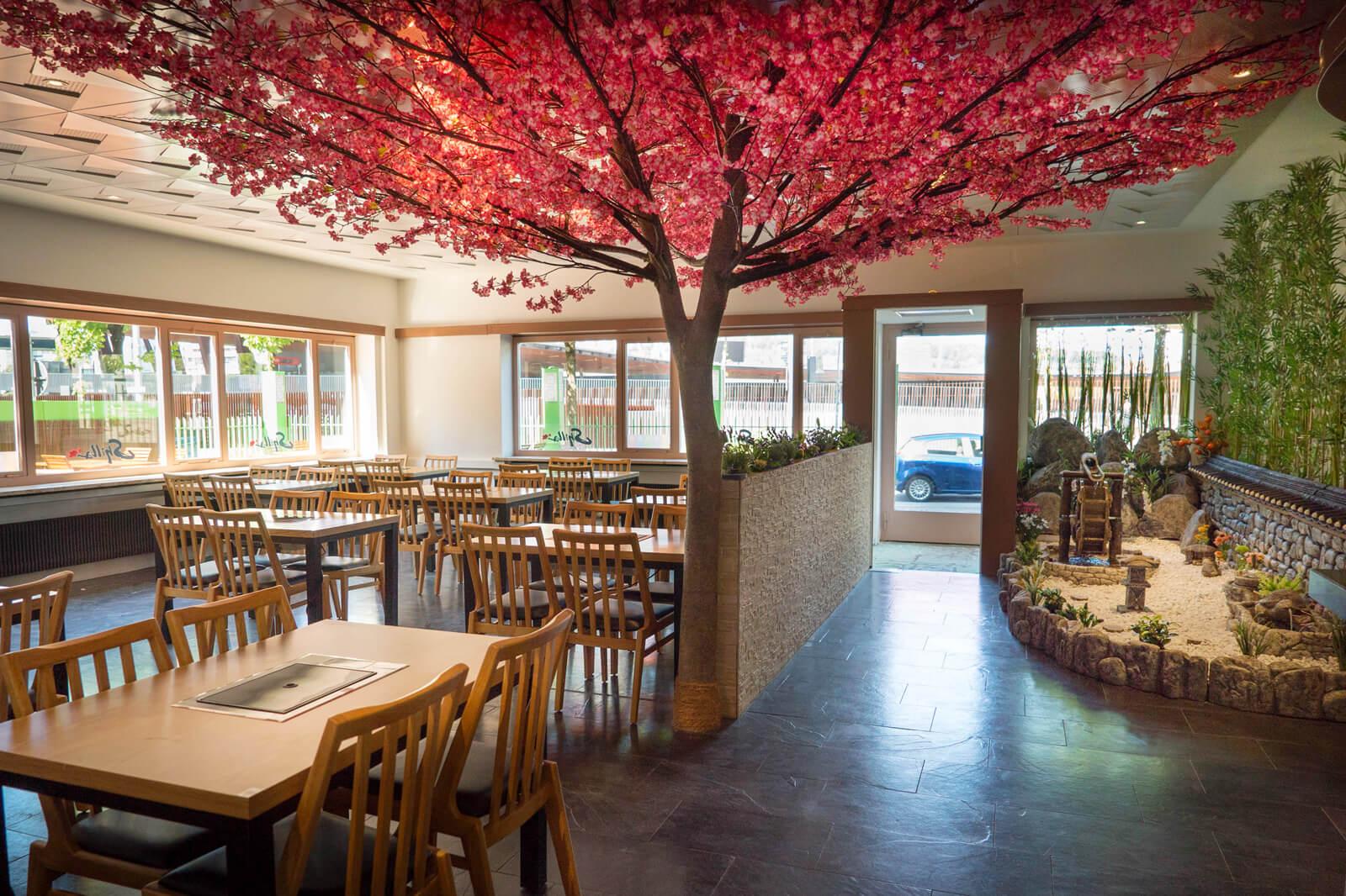 Restaurant Shilla Zürich