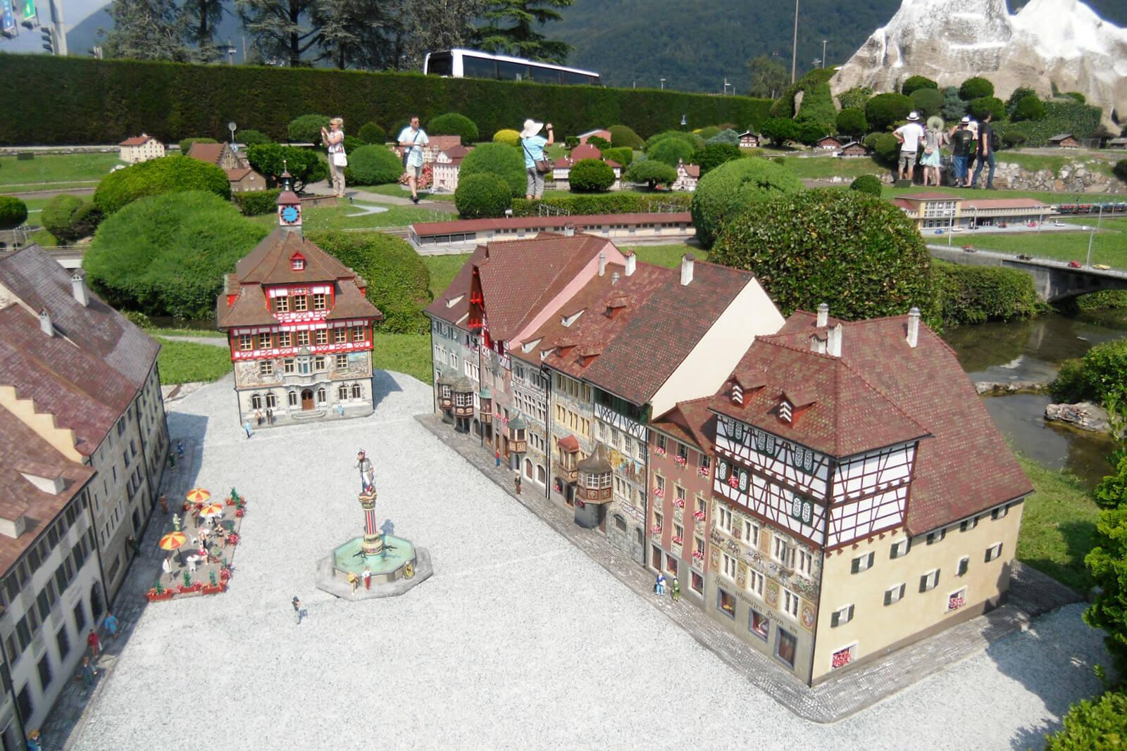 Swissminiatur Melide