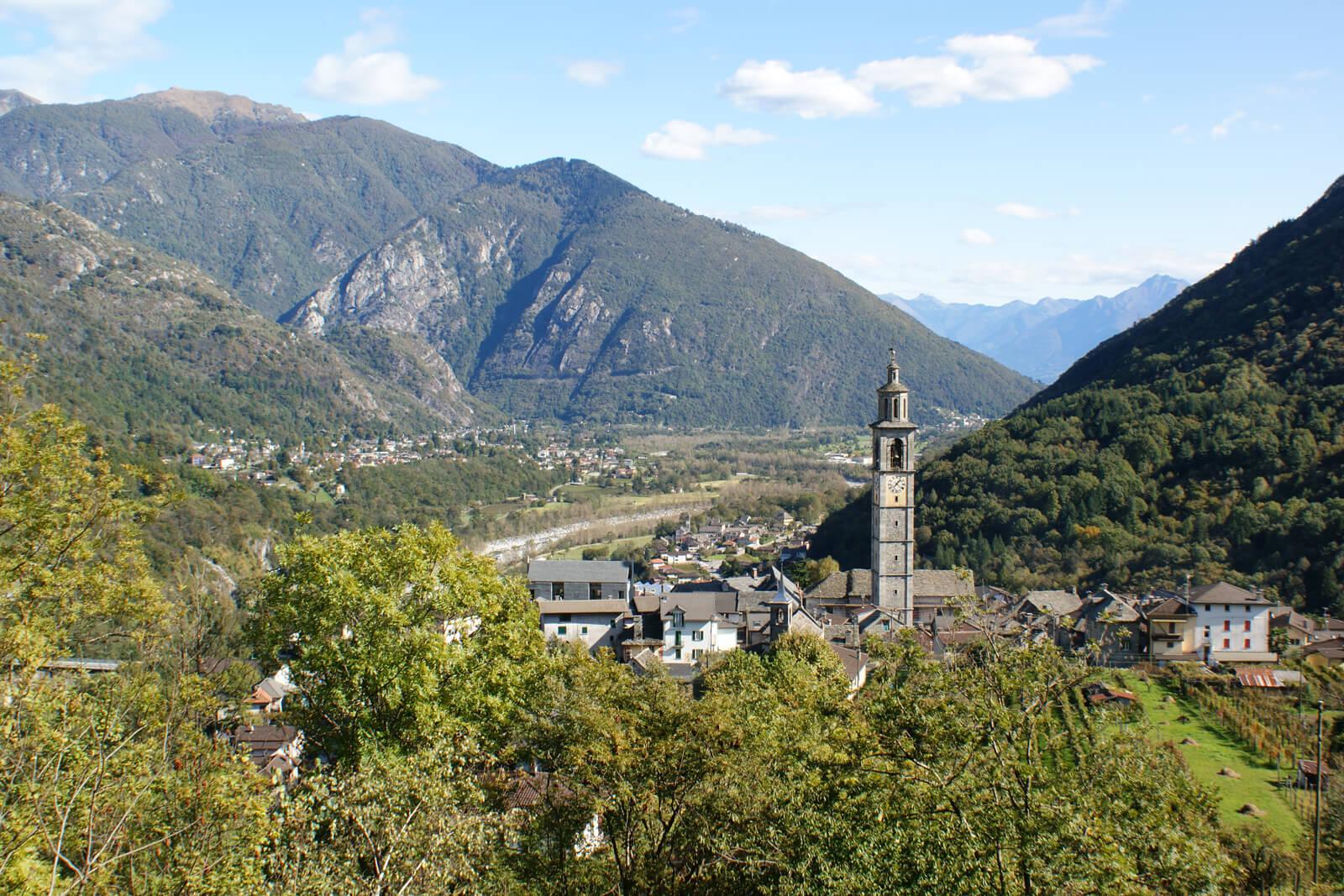 Intragna in Ticino Photo Spot