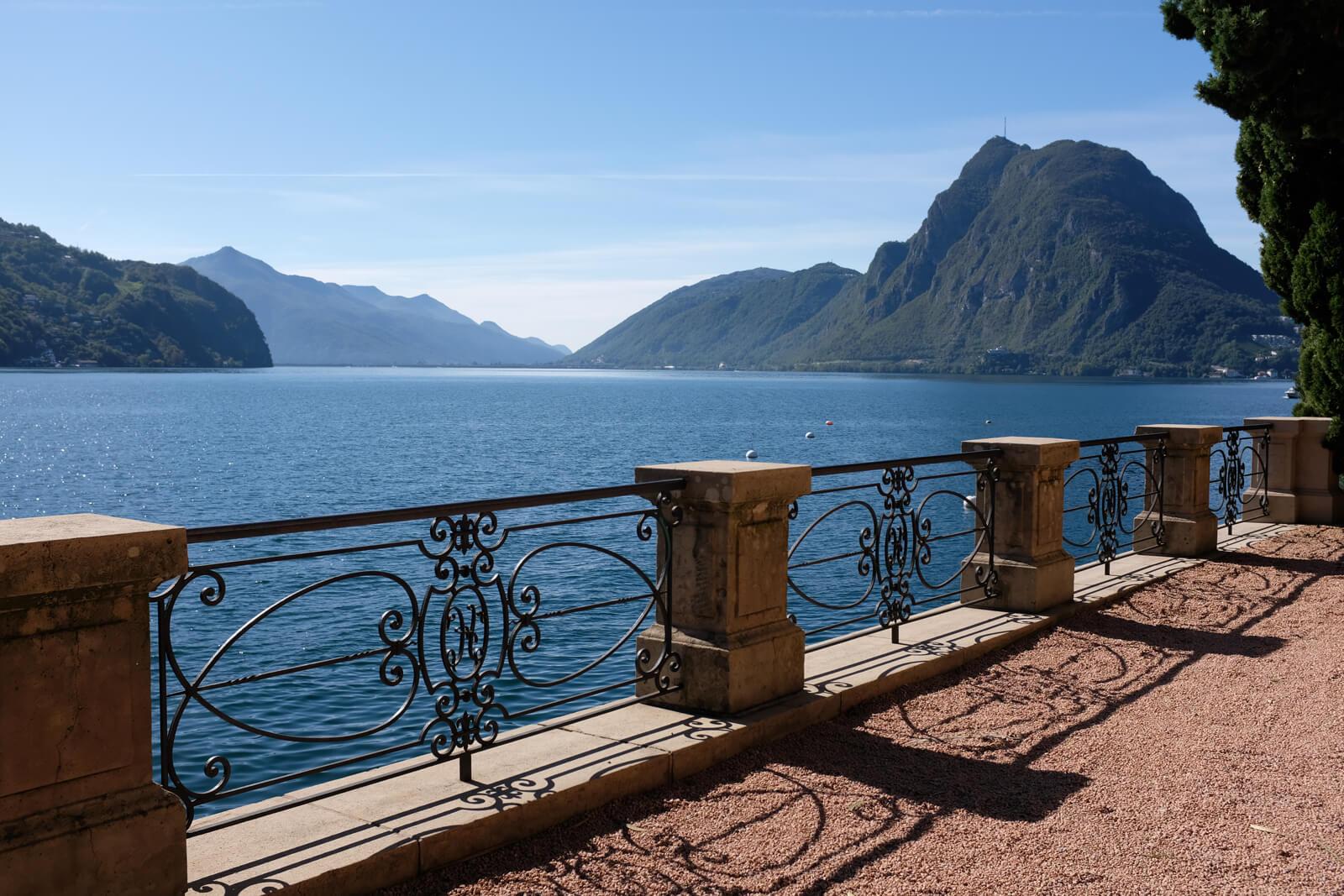 Photo Spot in Lugano - Villa Heleneum