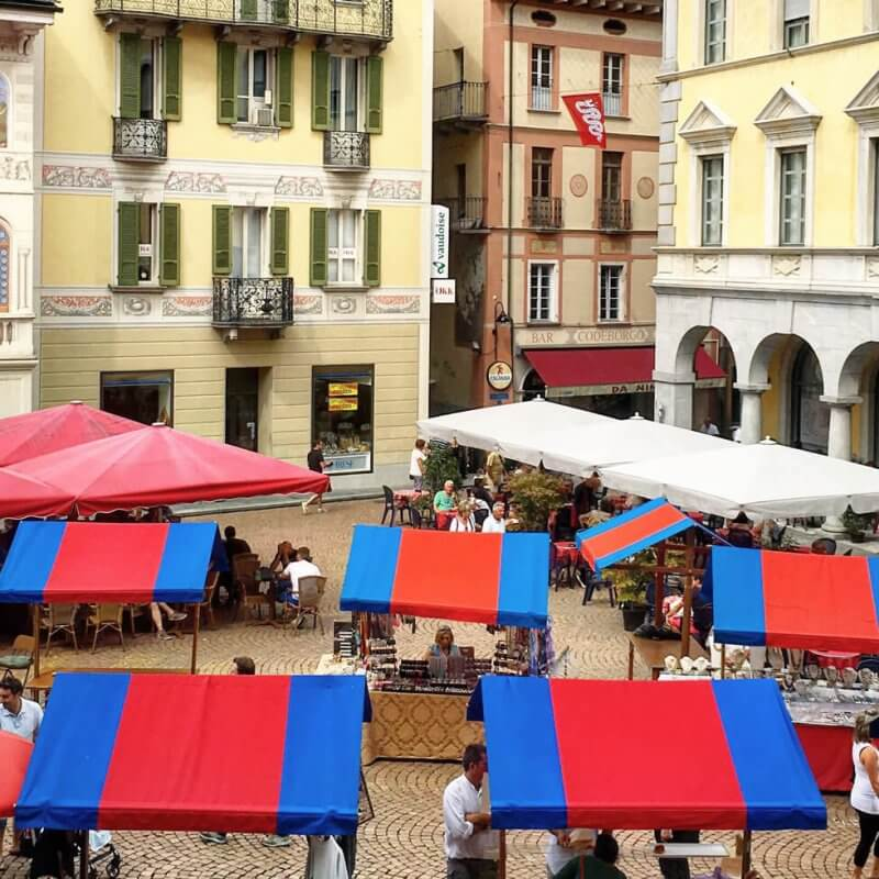 Bellinzona Saturday Market