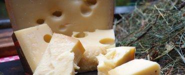 Emmentaler AOP URTYP Cheese