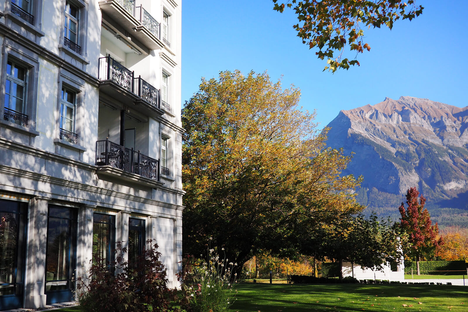 Grand Hotel Quellenhof Bad Ragaz