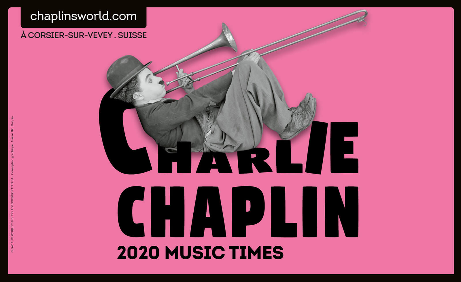 The Sound of Charlie Chaplin at Chaplin's World in Vevey
