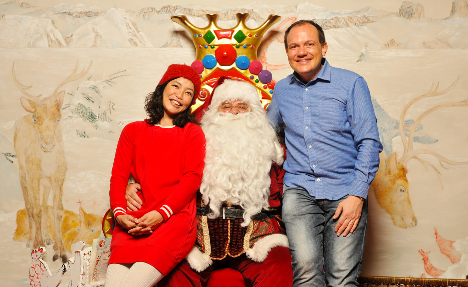 Rochers de Naye Santa House - Montreux Noël