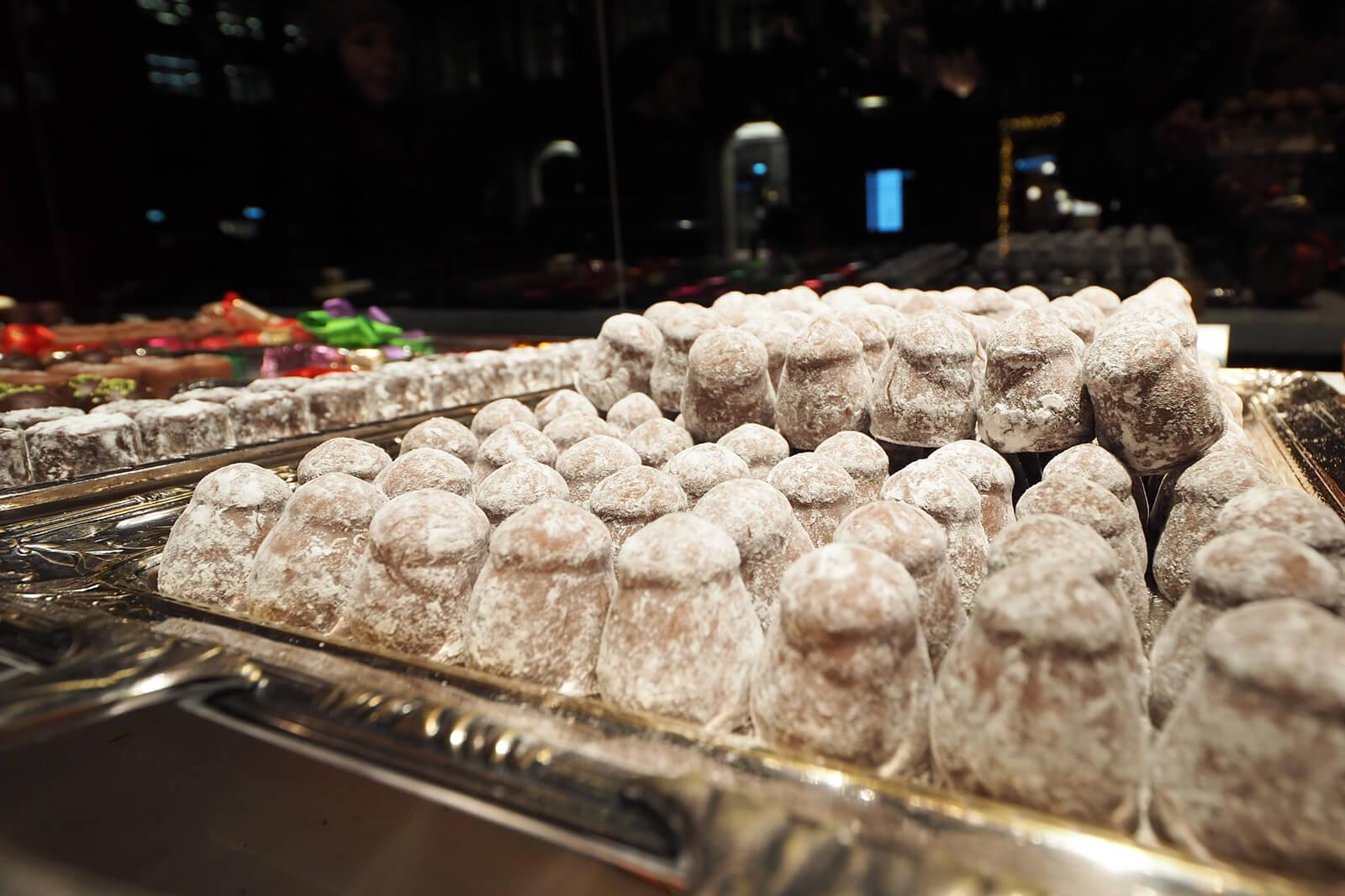 Teuscher Champagne Truffles