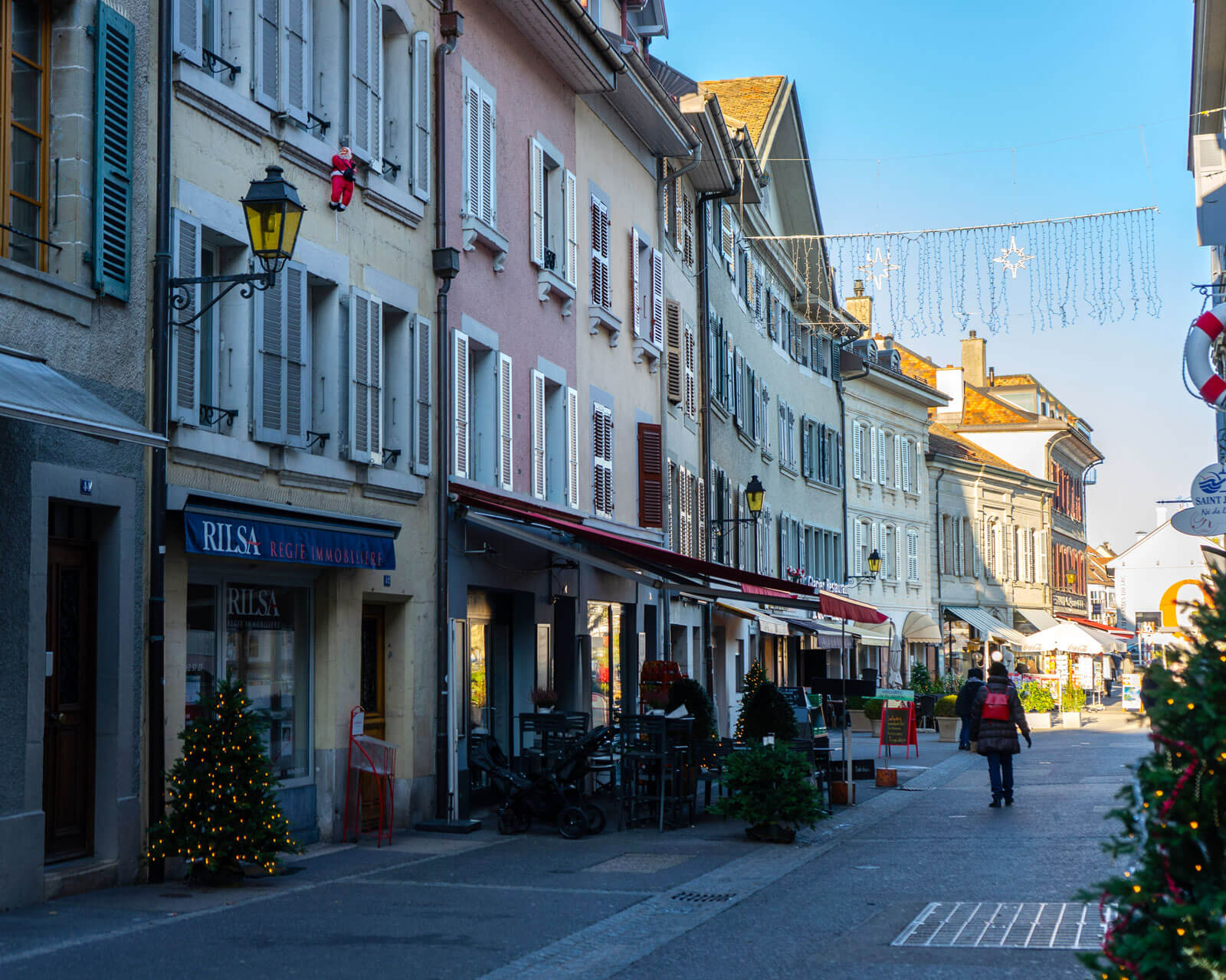 Instagramable Nyon - Old Town