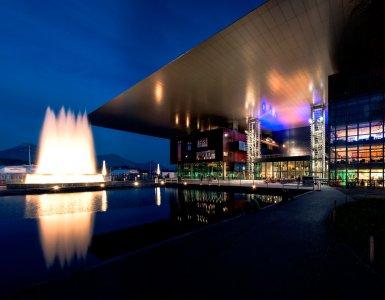 KKL Lucerne Culture and Congress Centre