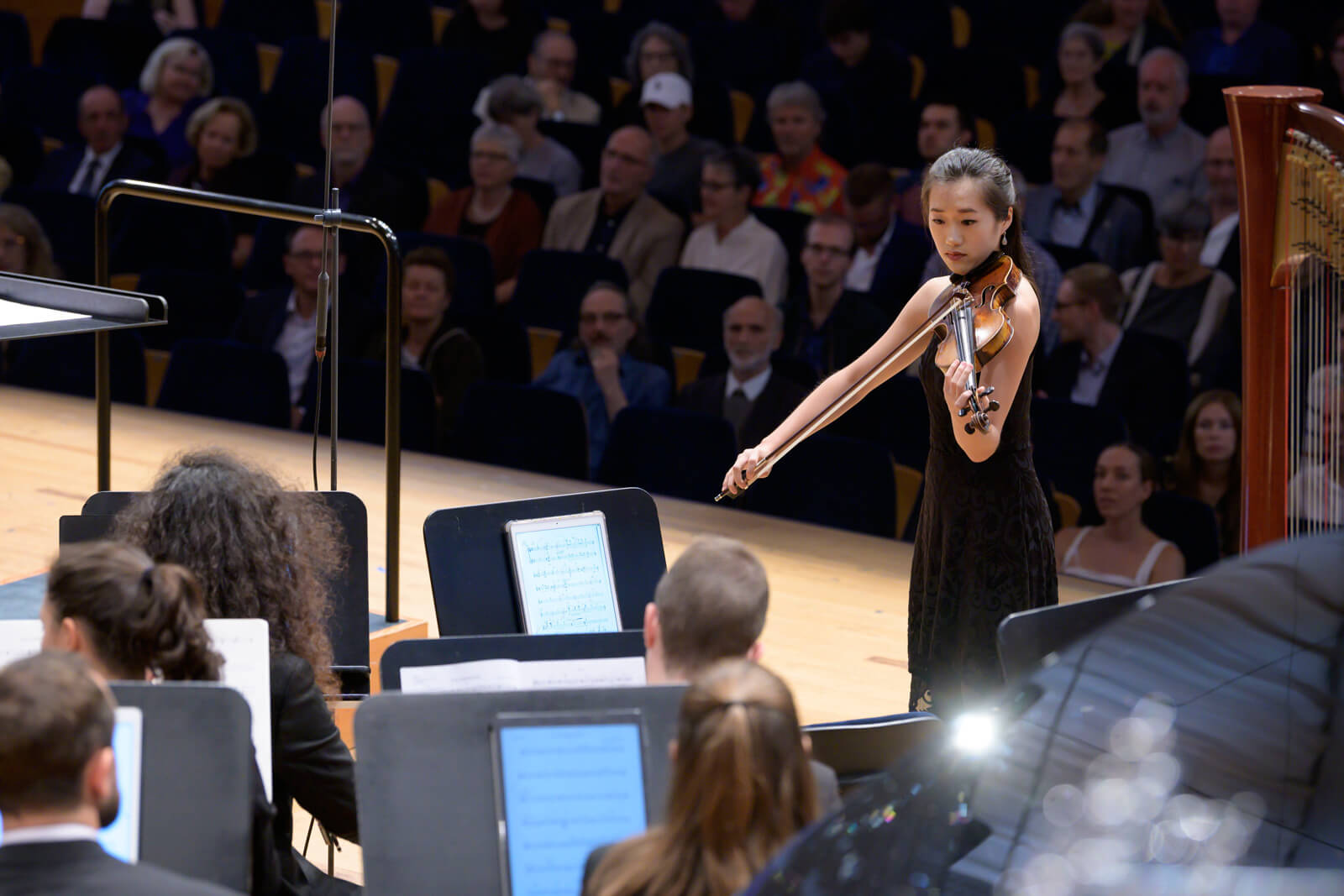 Lucerne Festival Academy 2019