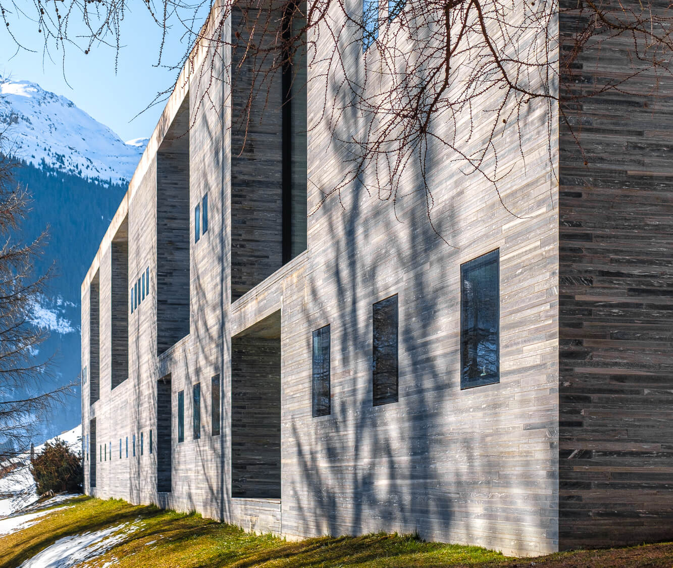 7132 Therme Vals by Peter Zumthor
