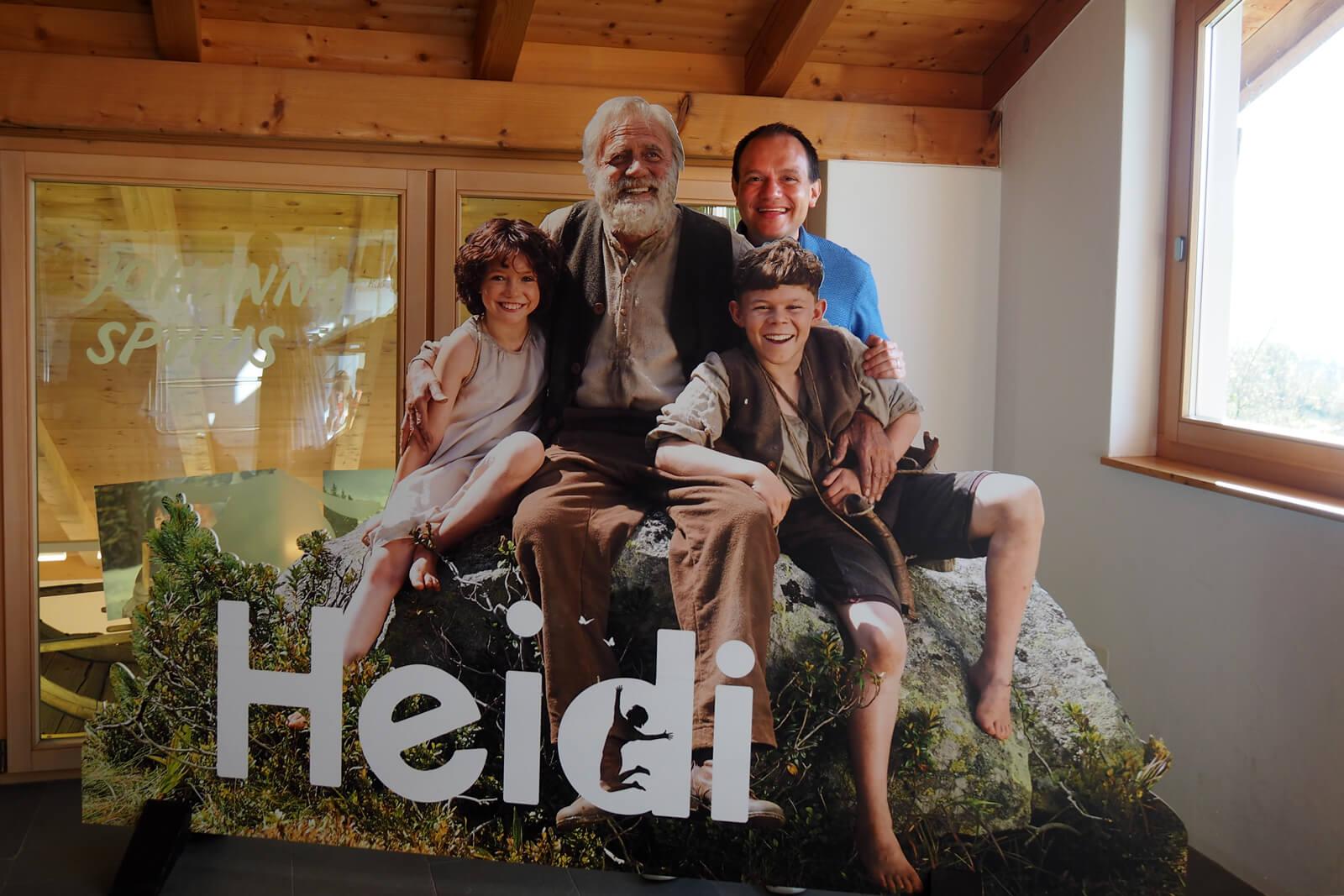 Heididorf Maienfeld - Heidi Museum