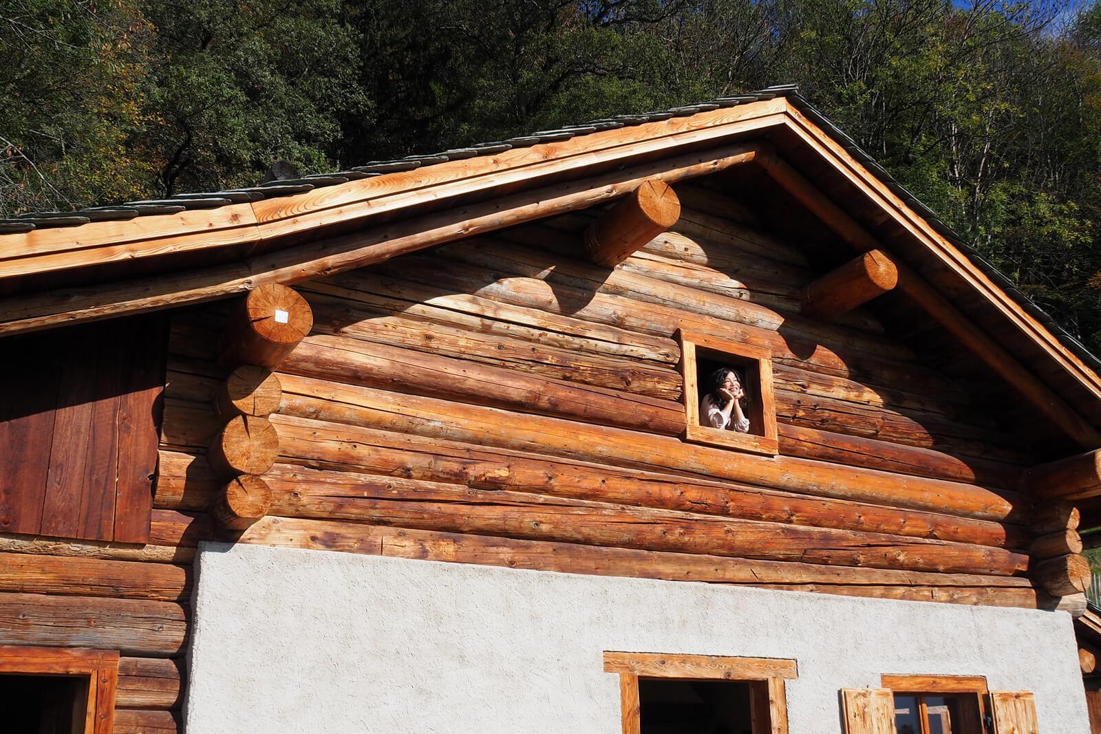 Heididorf Maienfeld - Mountain Hut
