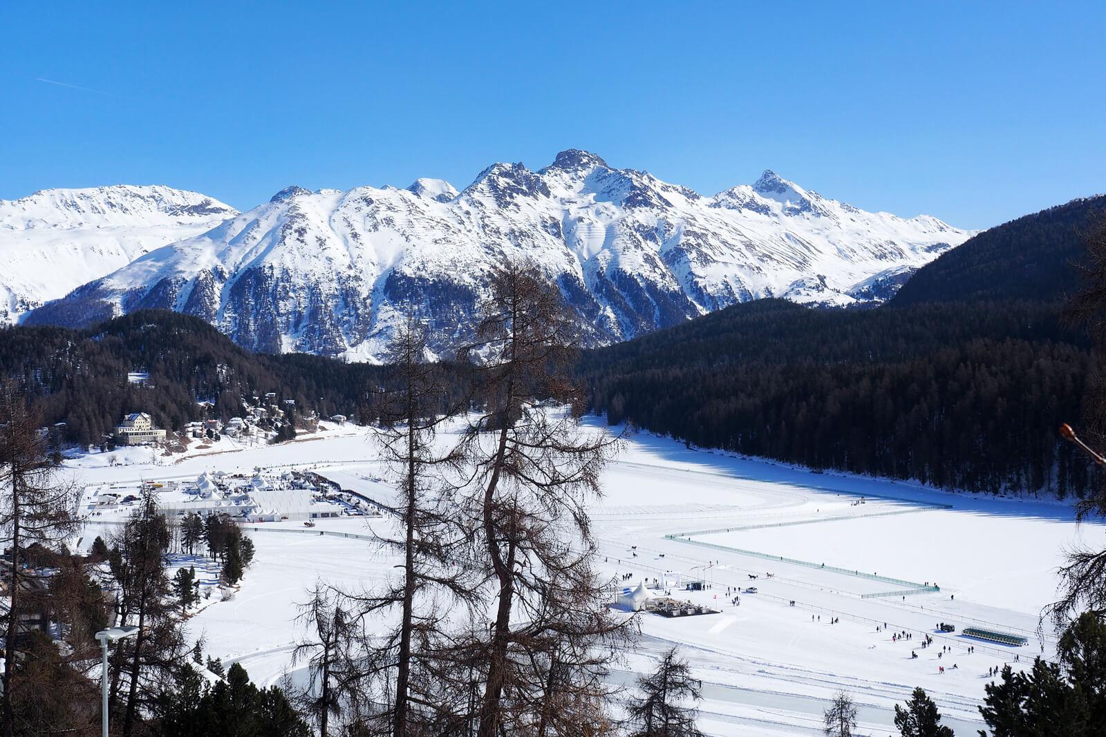 White Turf St. Moritz 2020