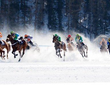 White Turf St. Moritz 2020 - Flat Race 9.2.20