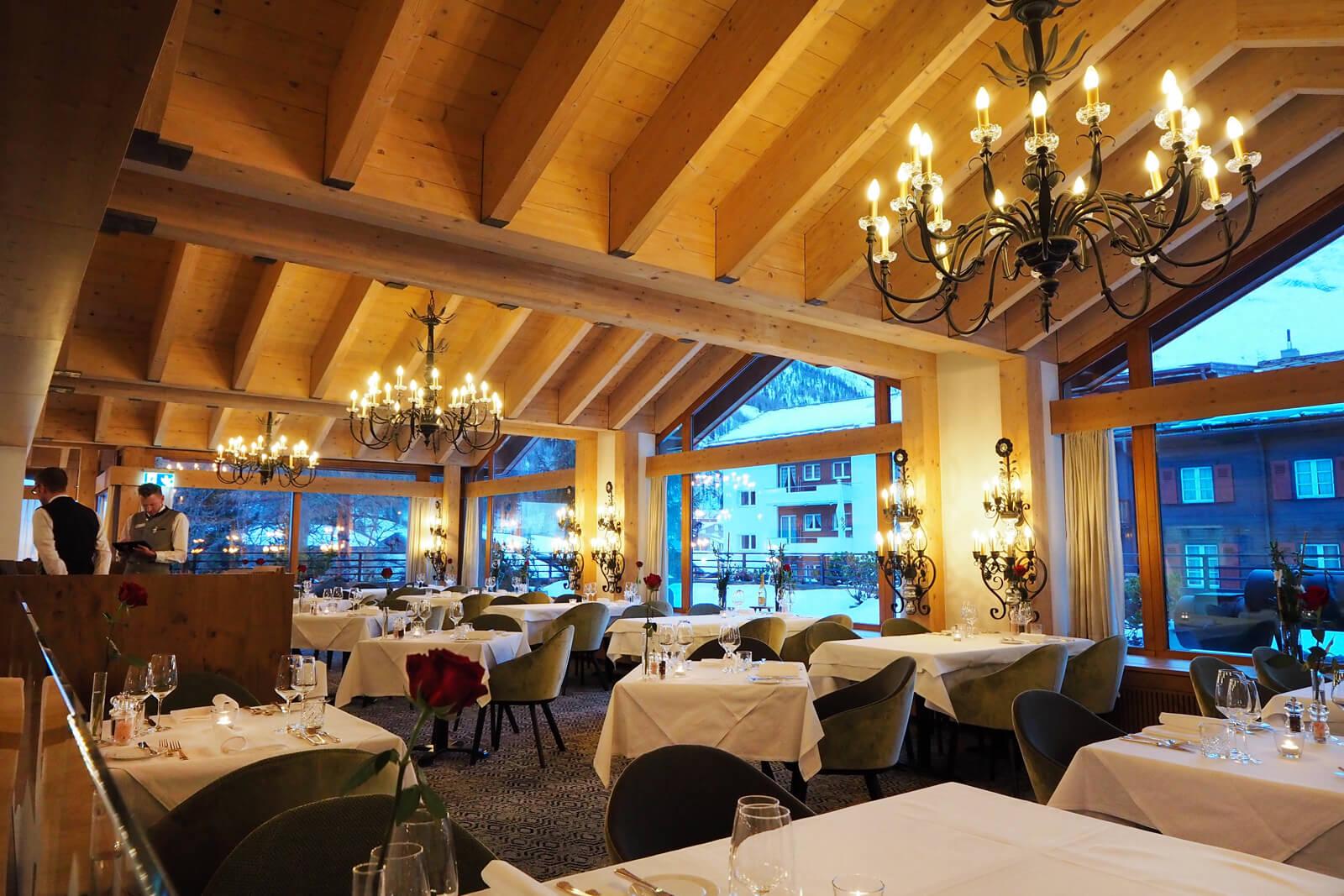 Walliserhof Grand Hotel Saas-Fee