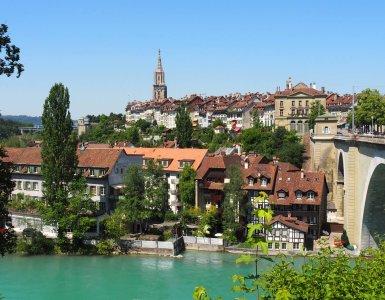 Bern's UNESCO World Heritage Old Town