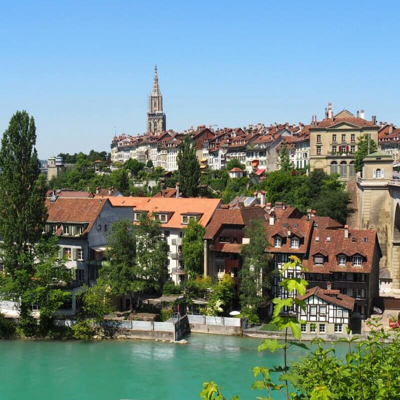 Bern's UNESCO World Heritage Old Town