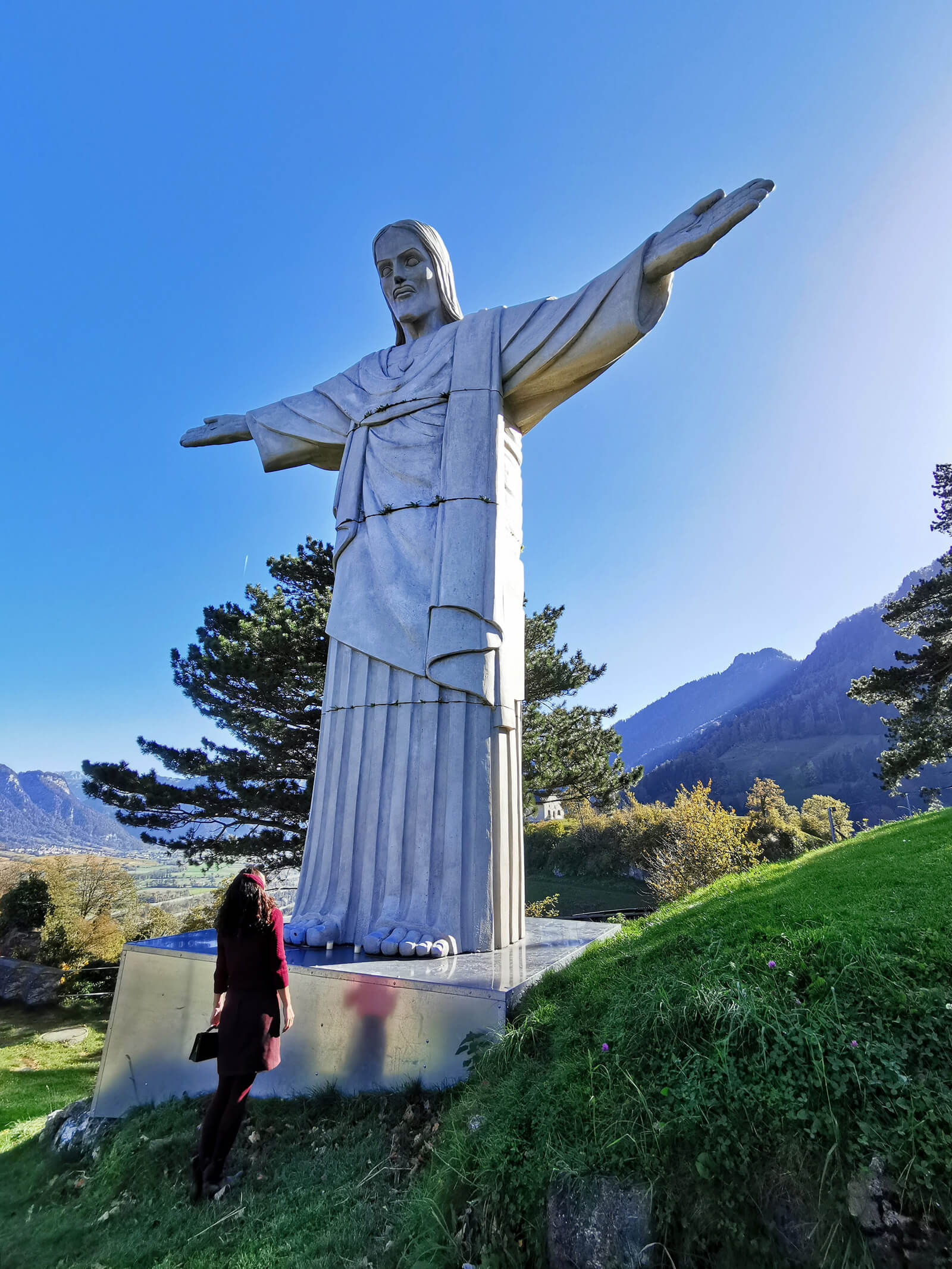 Christ The Redeemer in Bad Ragaz