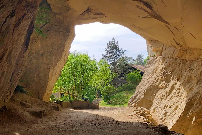 Emma Kunz Grotte in Würenlos