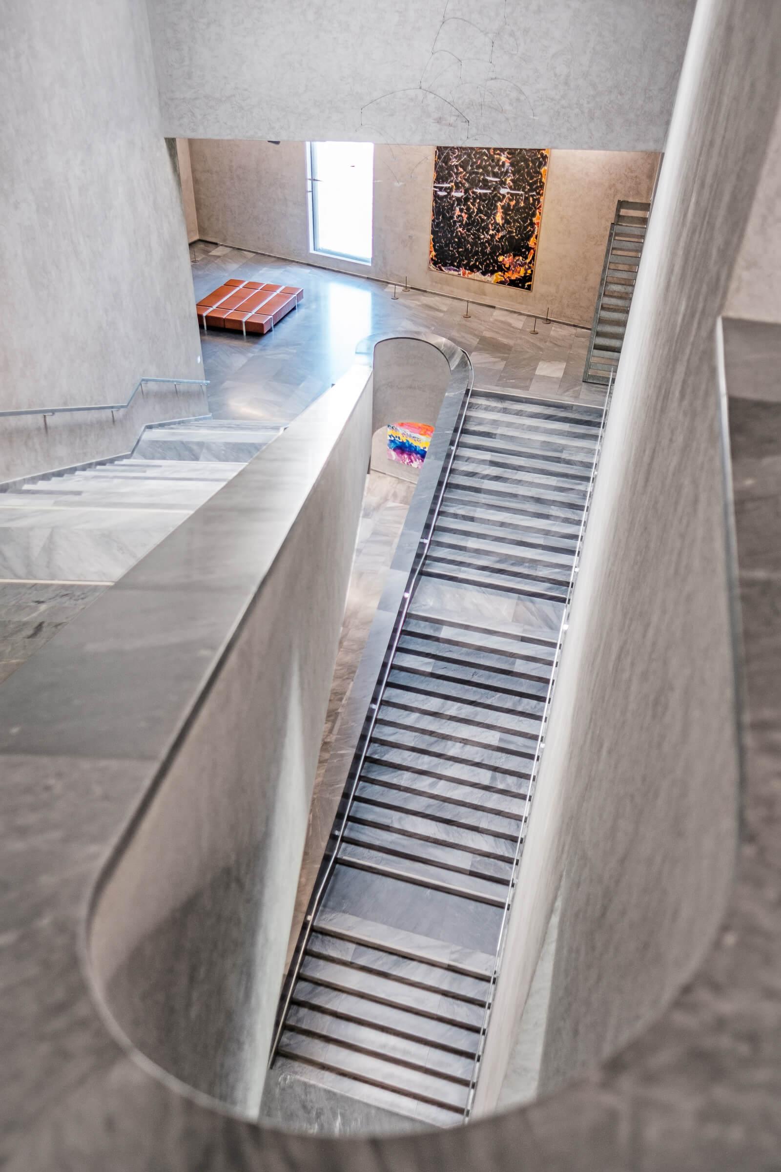 Kunstmuseum Basel Architecture