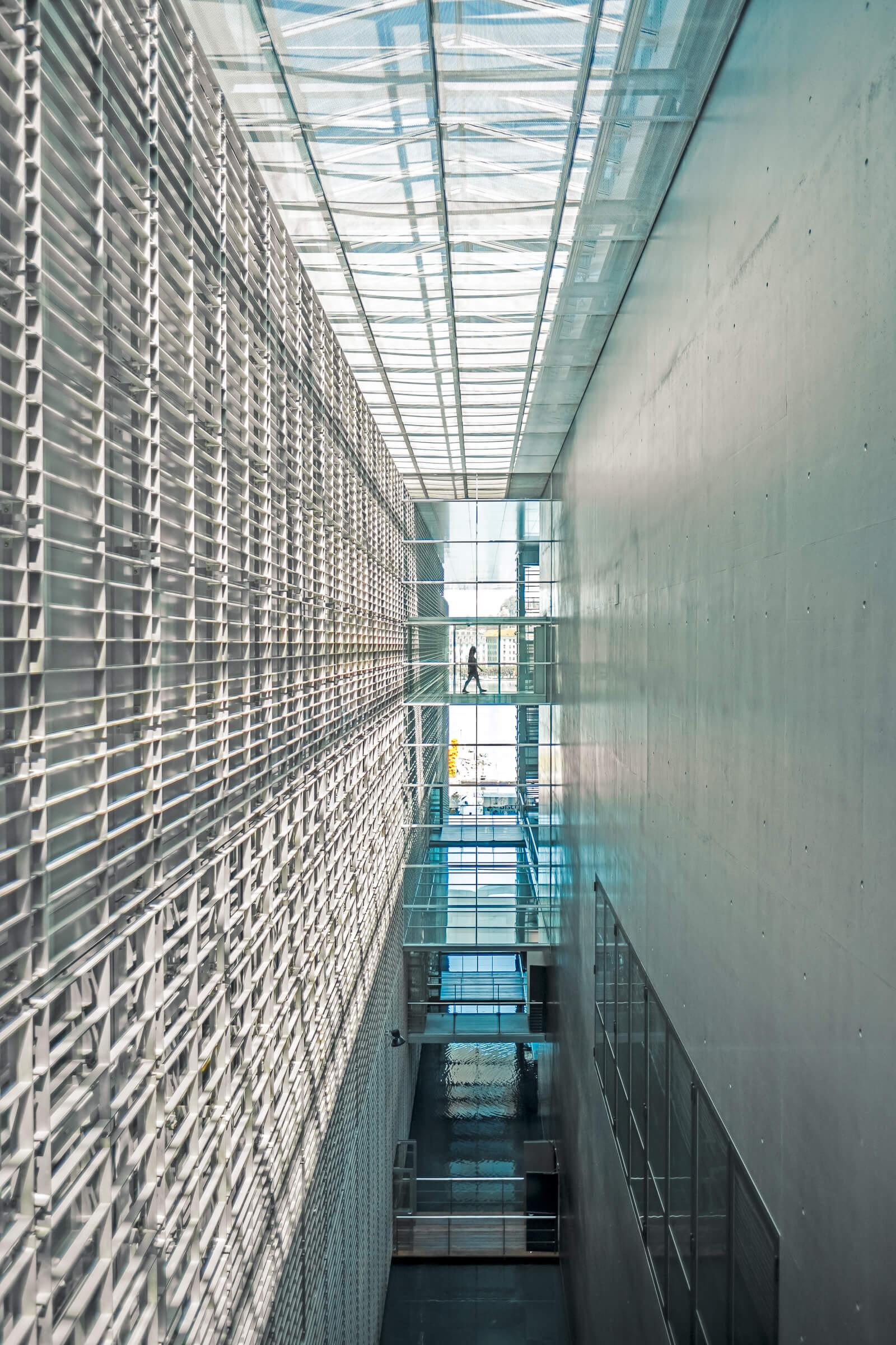 Kunstmuseum Luzern Architecture
