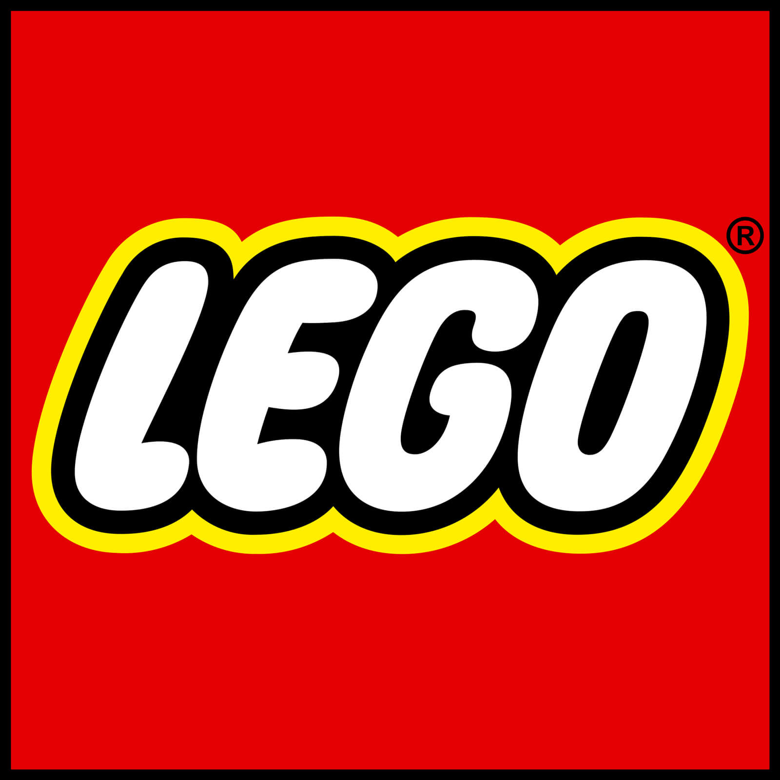 Lego Logo Pantone 485C