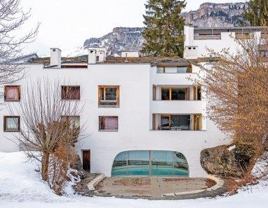 Rudolf Olgiati Architecture Flims, Switzerland