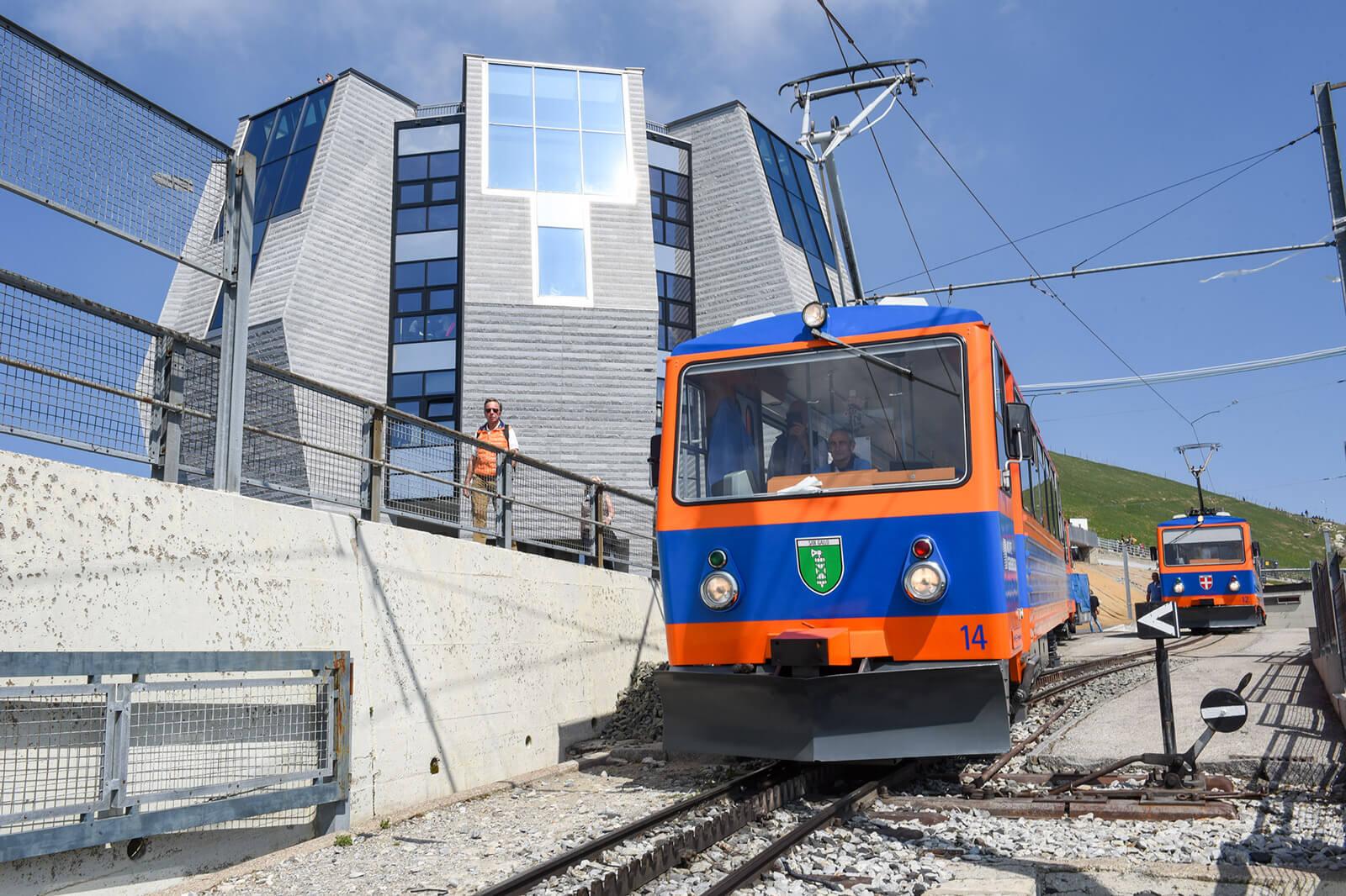 Monte Generoso Rack Railway