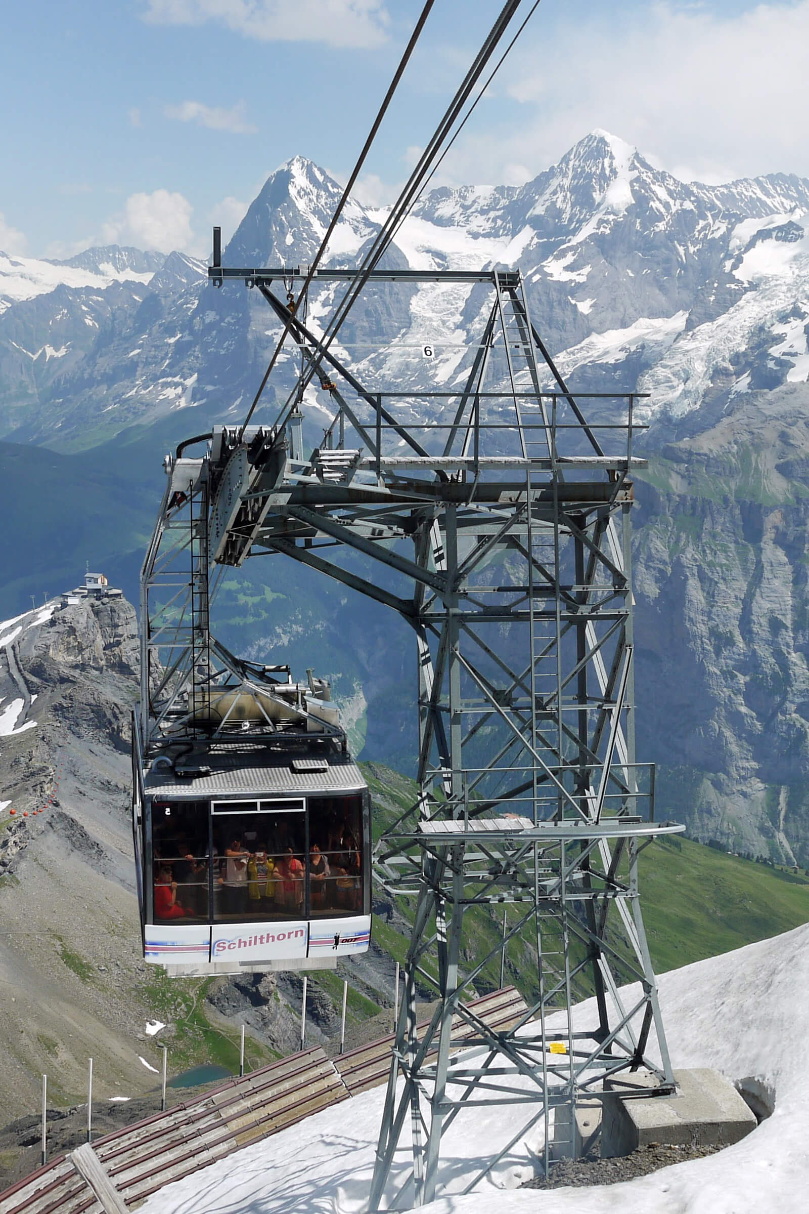 Schilthorn Cable Car