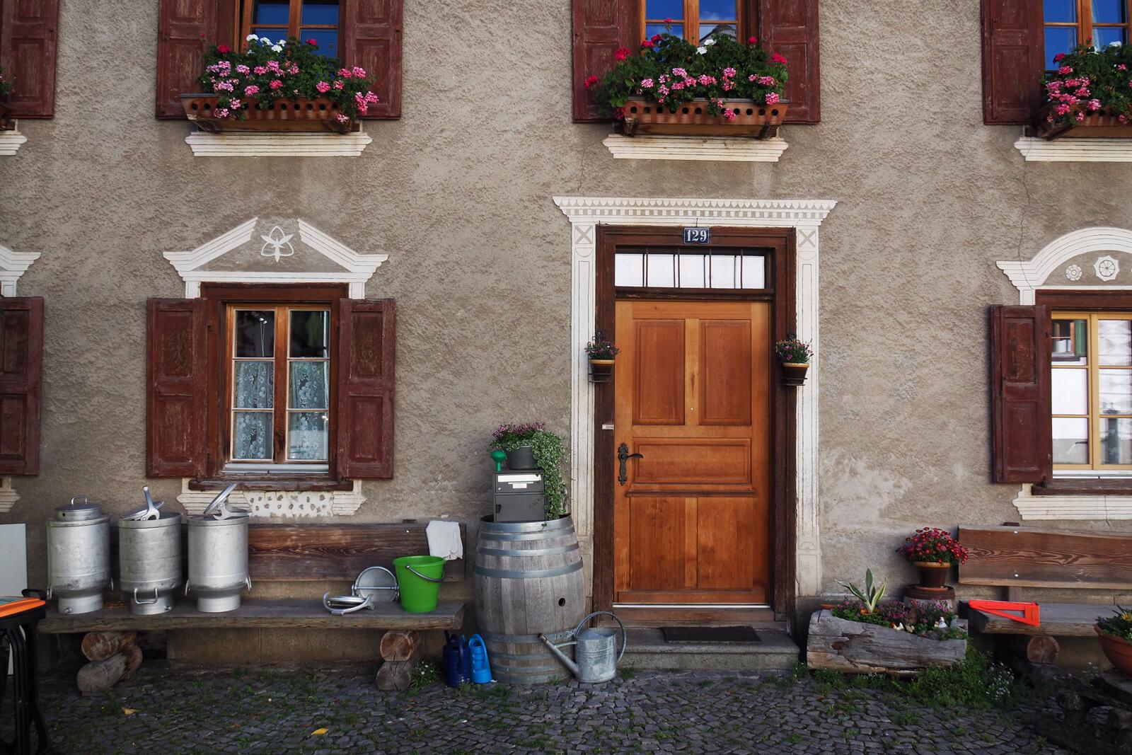 Residential Home in Bergün, Switzerland