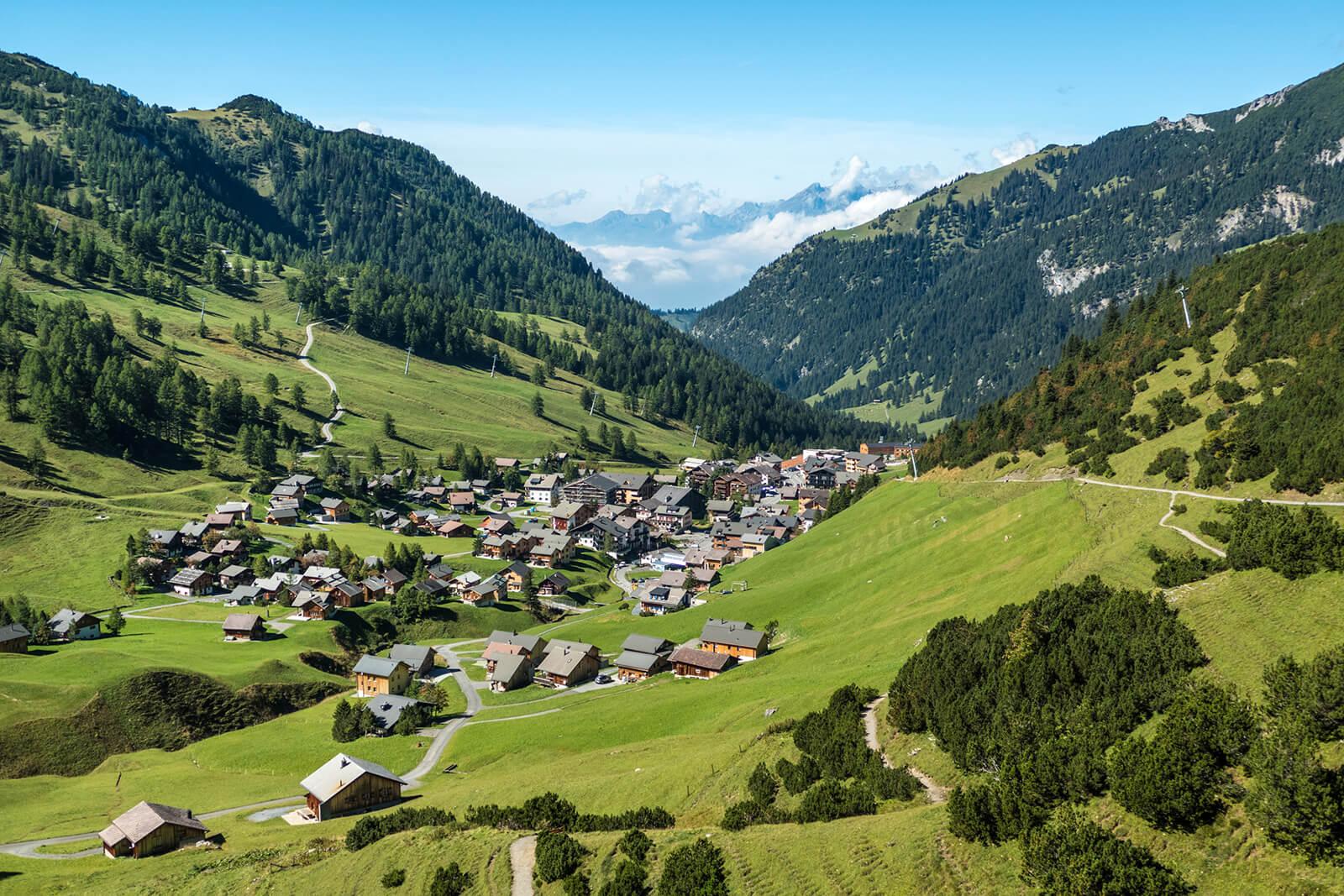 Malbun - Family Destination in Liechtenstein